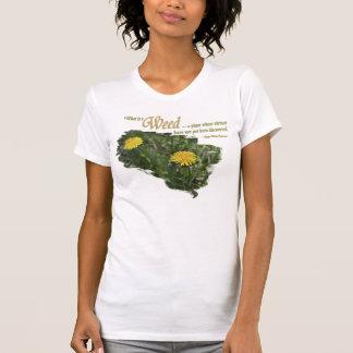 雑草のTシャツはである何 Tシャツ