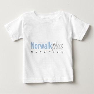 雑誌とノーウォーク ベビーTシャツ