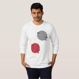 雑談の泡 Tシャツ