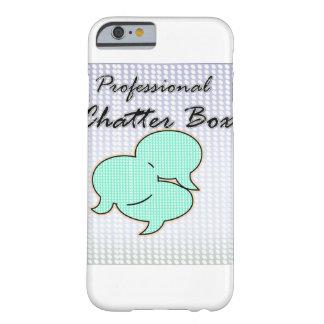 雑談箱の電話箱 BARELY THERE iPhone 6 ケース