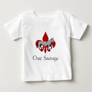 雑談Sauvage ベビーTシャツ