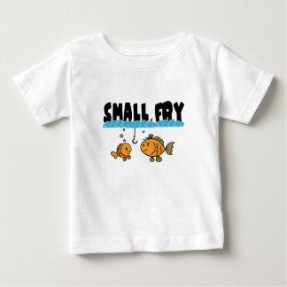雑魚の採取 ベビーTシャツ