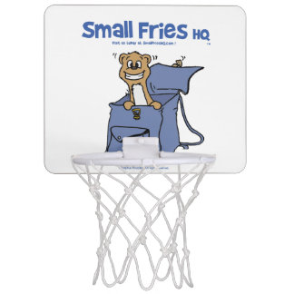 雑魚HQの小型バスケットボールたが ミニバスケットボールネット