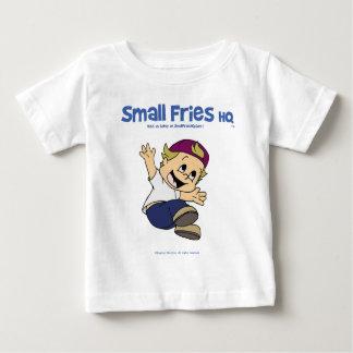 雑魚HQアルバートの乳児のTシャツ ベビーTシャツ