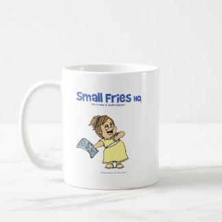 雑魚HQアンジェラのマグ コーヒーマグカップ