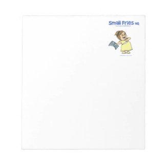 雑魚HQアンジェラのメモ帳 ノートパッド