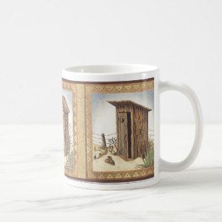離れ家のマグ コーヒーマグカップ