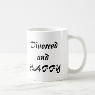 離婚される コーヒーマグカップ
