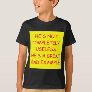 離婚の冗談 Tシャツ