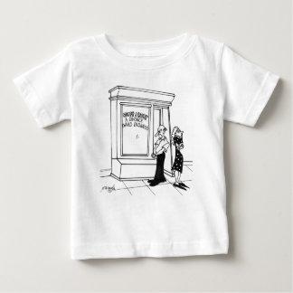 離婚の漫画2458 ベビーTシャツ