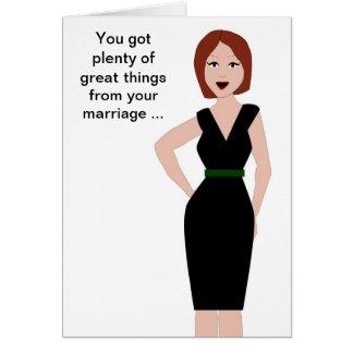 離婚サポート カード
