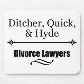 離婚専門の弁護士 マウスパッド