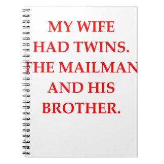 離婚 ノートブック