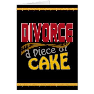 離婚-簡単な仕事 カード