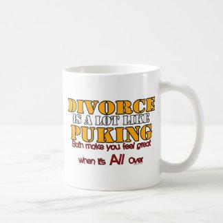 離婚GameOver コーヒーマグカップ