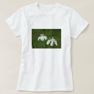 雨のアイリス Tシャツ