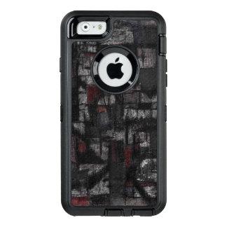 雨のタンゴ オッターボックスディフェンダーiPhoneケース