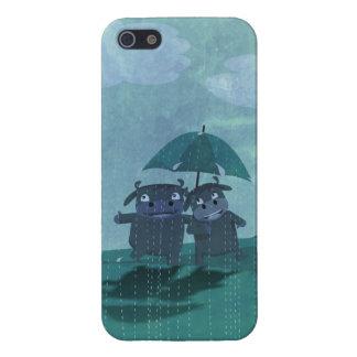 雨の恋人 iPhone 5 COVER