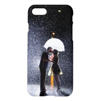 雨の接吻 iPhone 7ケース