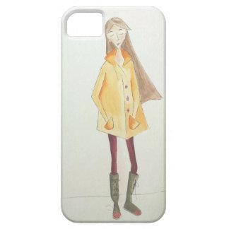 雨の日の満足 iPhone SE/5/5s ケース