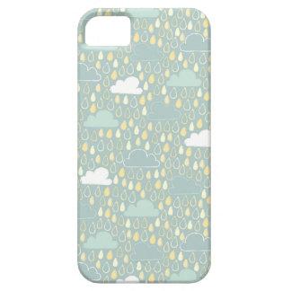 雨の日の雲 iPhone SE/5/5s ケース
