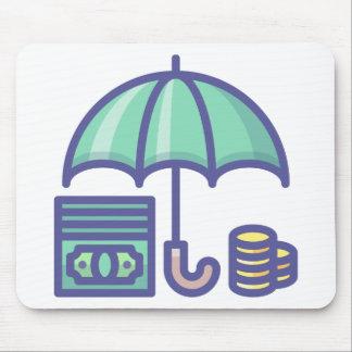 雨の日セービング マウスパッド