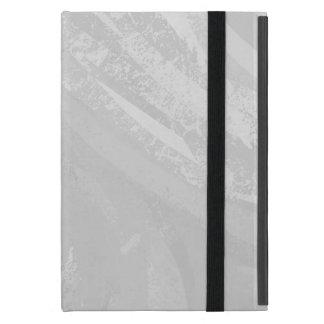 雨の空の灰色の渦巻 iPad MINI ケース