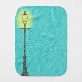 雨の街灯柱 バープクロス