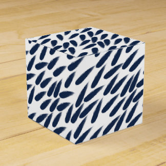 雨低下の抽象的な好意箱 フェイバーボックス