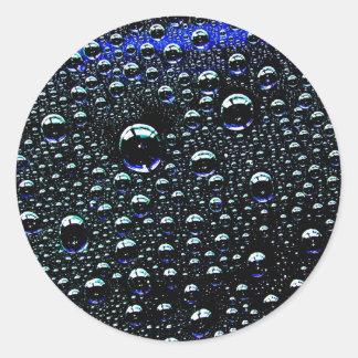 雨低下 ラウンドシール