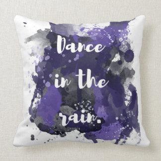 雨大きい枕のダンス クッション