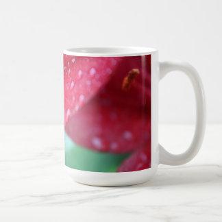 雨嵐ユリの後 コーヒーマグカップ