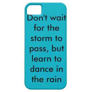 雨引用文の電話箱のダンス iPhone SE/5/5s ケース