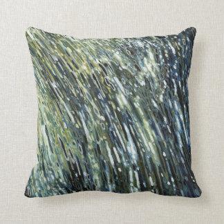 雨林の滝のJuul著熱帯装飾の枕 クッション