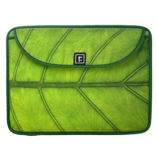 雨林の葉 MacBook PROスリーブ