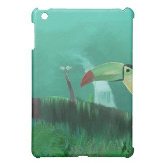 雨林のToucan iPad Miniケース