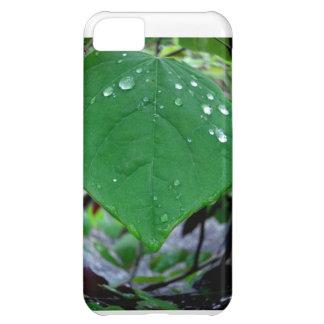 雨滴 iPhone5Cケース