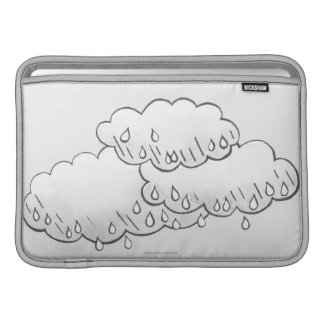 雨雲 MacBook スリーブ