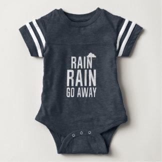 雨 ベビーボディスーツ