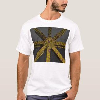 雨(前部) Tシャツ