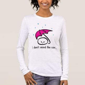 雨=虹(両面プリント) Tシャツ