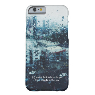 雨 BARELY THERE iPhone 6 ケース