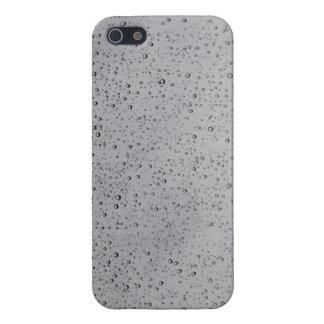 雨 iPhone 5 ケース