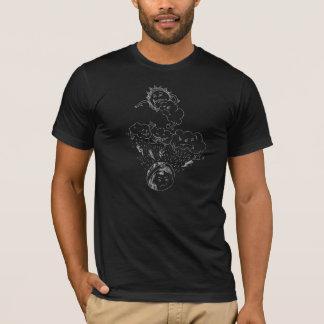 雨 Tシャツ