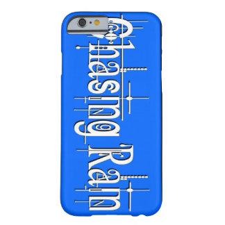 雨iphone 6/6sの場合の追跡 iPhone 6 ベアリーゼアケース