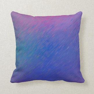 雨MoJoの青い枕 クッション