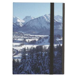 雪が多い山 iPad AIRケース
