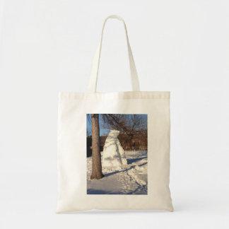 雪くま、モントリオール トートバッグ