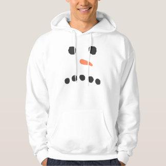 雪だるまの顔のBahの悲しく不運な詐欺 パーカ