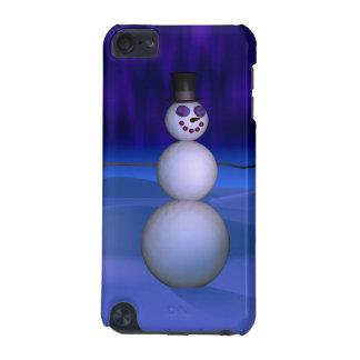 雪だるまのiPodの箱 iPod Touch 5G ケース